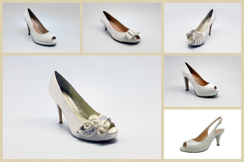 zapatos de novia, calzado de novia