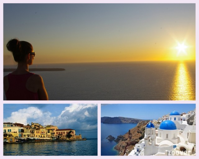 vacaciones en grecia, islas griegas