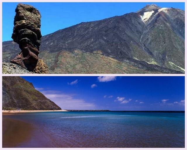 islas canarias, vacaciones, playa