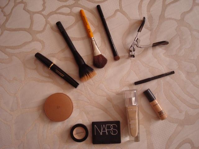 básicos maquillaje