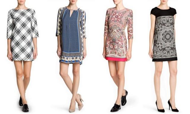 vestidos cortos, vestidos otoño 2013