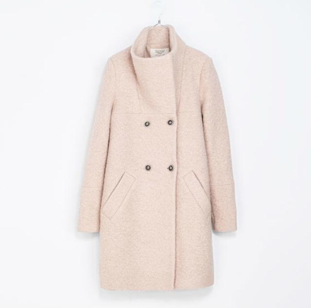 abrigo, chaquetón, prendas de invierno, abrigo pastel, ropa de abrigo