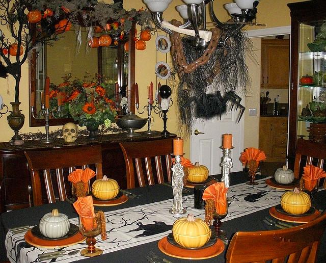 fiesta de halloween, vajilla de halloween, disfraces de halloween, fiesta difuntos, zombies, calabazas halloween, chucherías halloween, menu halloween