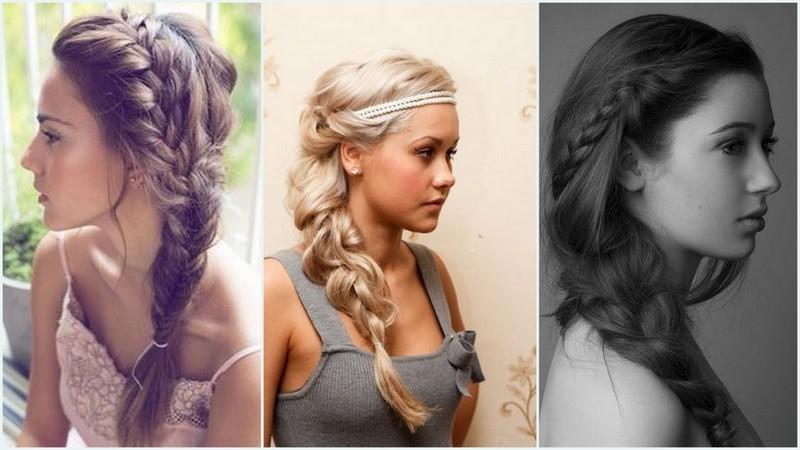 Peinados De Trenzas Para Fiestas Elegant Awesome Finest Chica Con