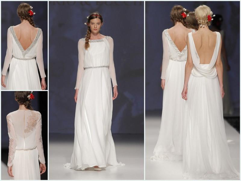 vestidos de novia | Venus y su espejo