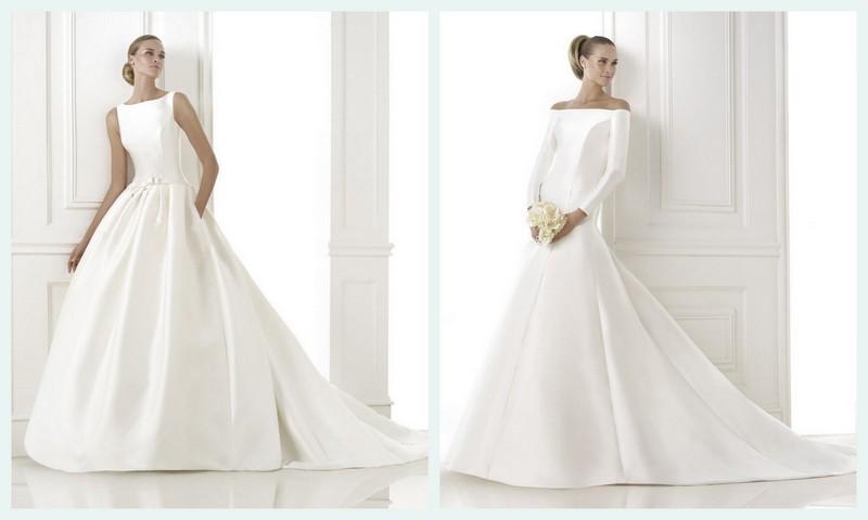 ramos de novia para vestidos clasicos