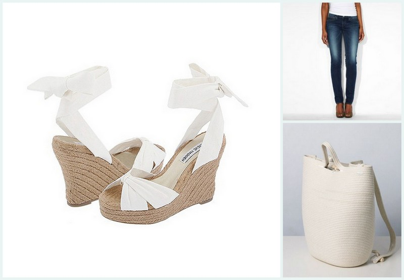 zapatillas descanso novias, calzado de descanso para novia, looks con alpargatas de novia,