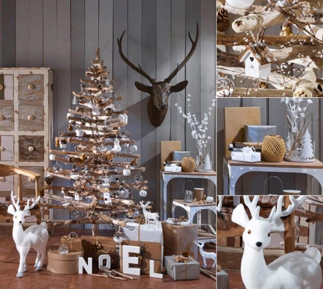 decoración navideña, árbol de navidad, mesa fiestas, menaje fiestas,