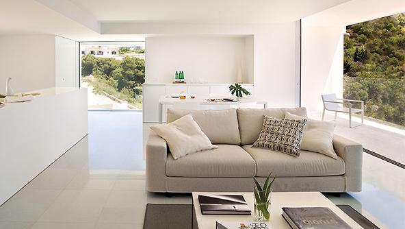 Casa funcional Imagen vía Westwing Venus y su espejo